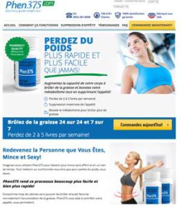 Phen375 Francais