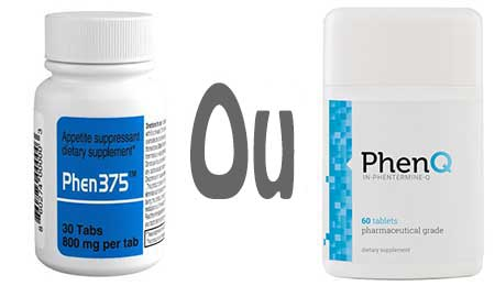 Phen375 contre PhenQ quelle est la meilleure pilule de régime