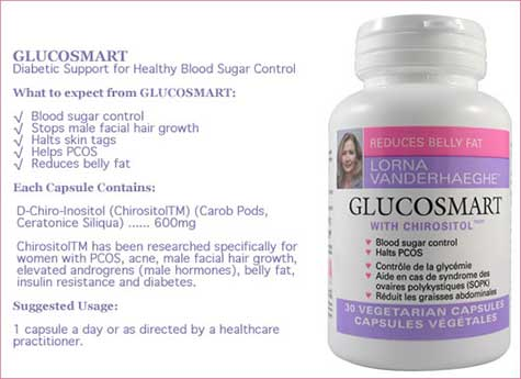 Glucosmart advert