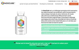 Où Acheter Noocube En France, Belgique et Suisse