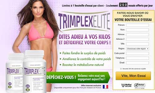 trimplex elite acheter