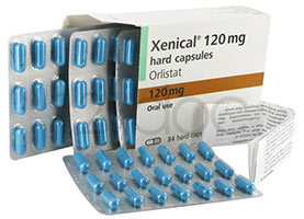 Xenical (Orlistat) France