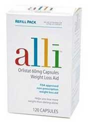 Avis sur les Pilules Minceur Alli