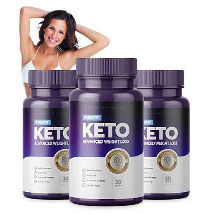 Comment fonctionne Purefit KETO?